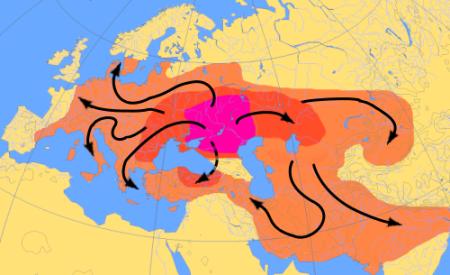 Карта-миграций-индоевропейцев-4000-1000до-н.э.