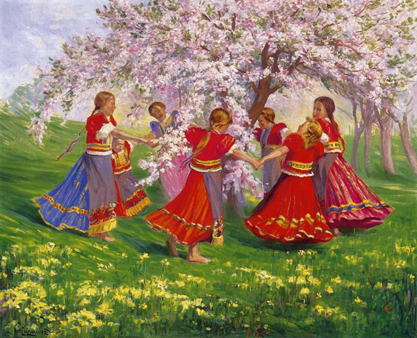 закликание-весны