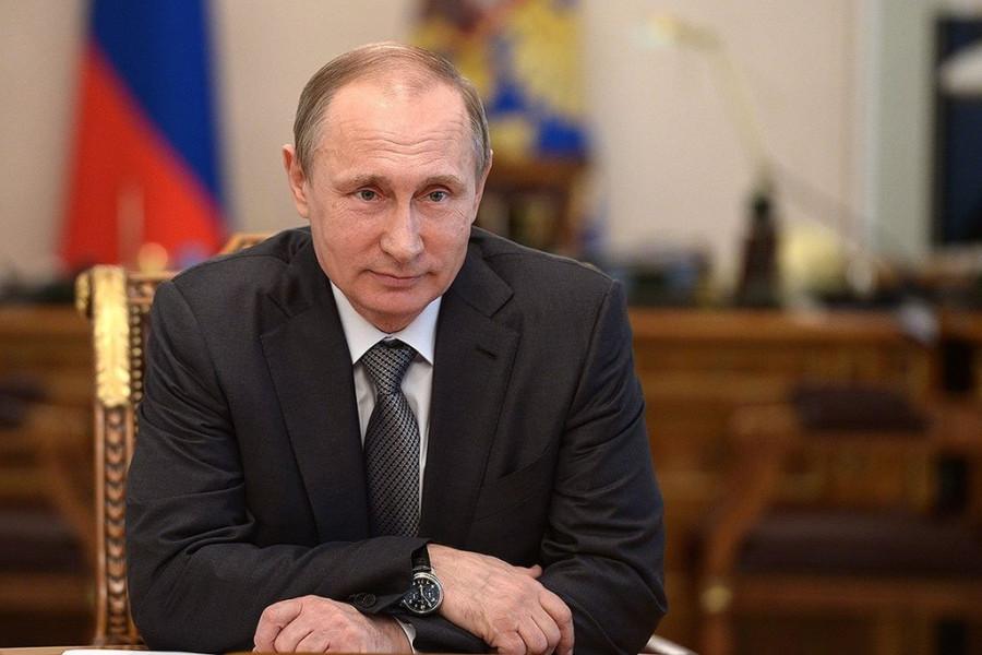 Путин посмеялся Западу в лицо