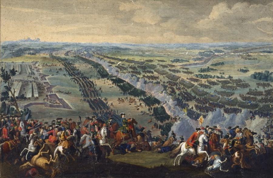 Результаты Полтавской битвы могут быть отменены, Россия признана проигравшей