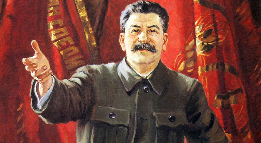 Юмор от Сталина