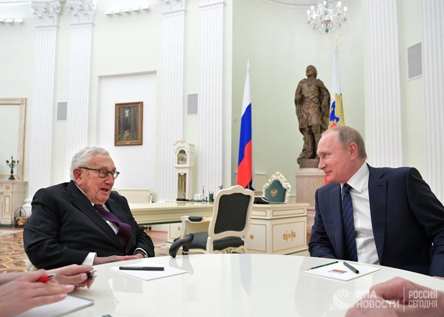 """""""Черные метки"""" для Путина у Америки закончились"""