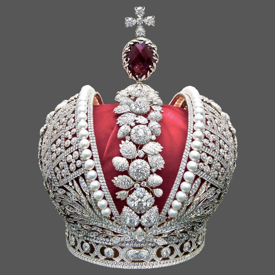 Короны Российской империи