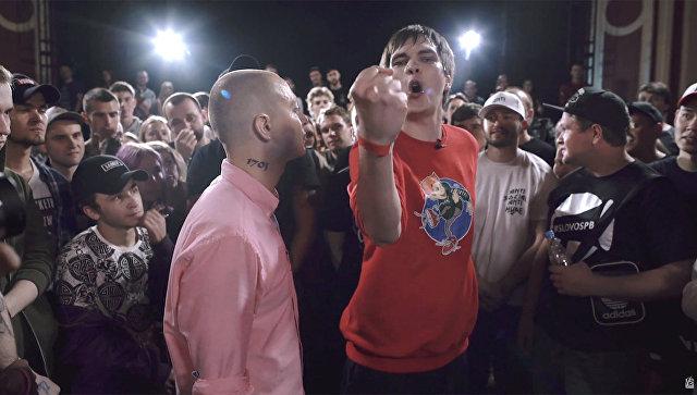 СМИ: Oxxxymiron и Гнойный представляют два разных лагеря рэп-культуры