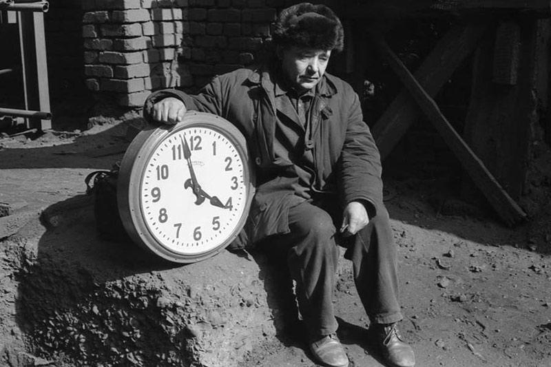 Фотографии из СССР. Новокузнецк, группа ТРИВА