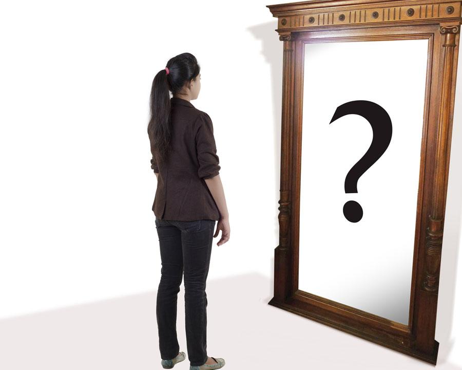 Что мы видим в зеркале?