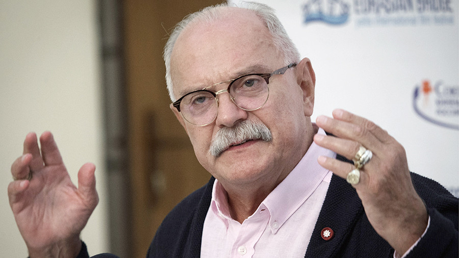 Никита Михалков снова занял должность председателя Союза кинематографистов