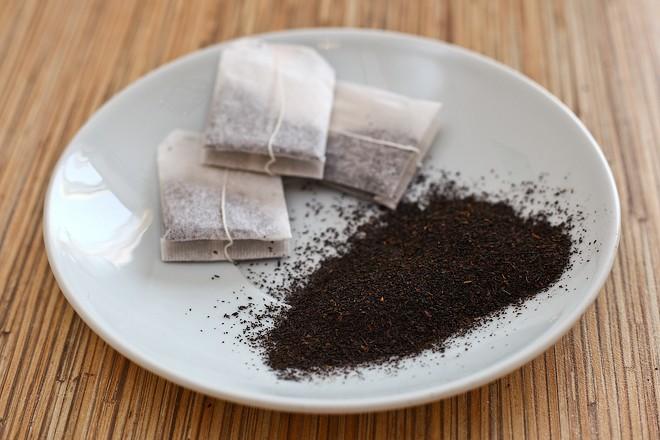 Чем чай в пакетиках хуже листового?