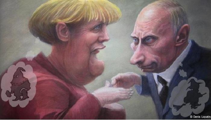 Шаржи скандально известного художника Дениса Лопатина