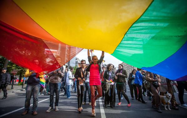 Грандиозный 100-дневный гей-парад стартует в Риге в 2018 году