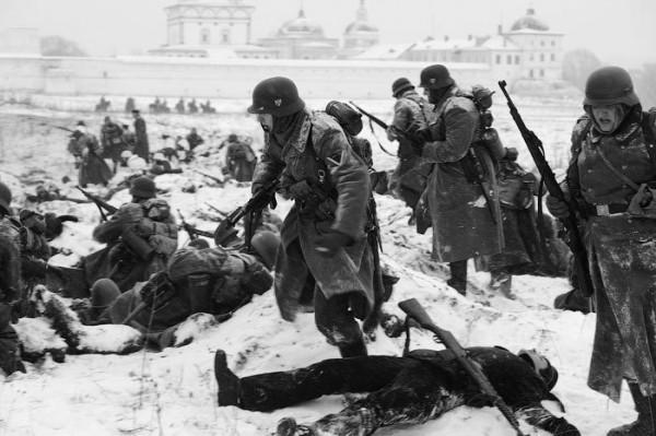Битва за Москву: что вспоминали немцы