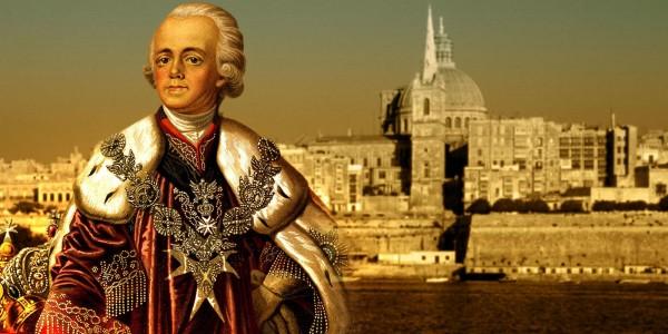 Как Мальта была российской губернией