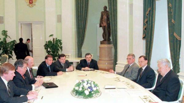 Как Путин разбирался с