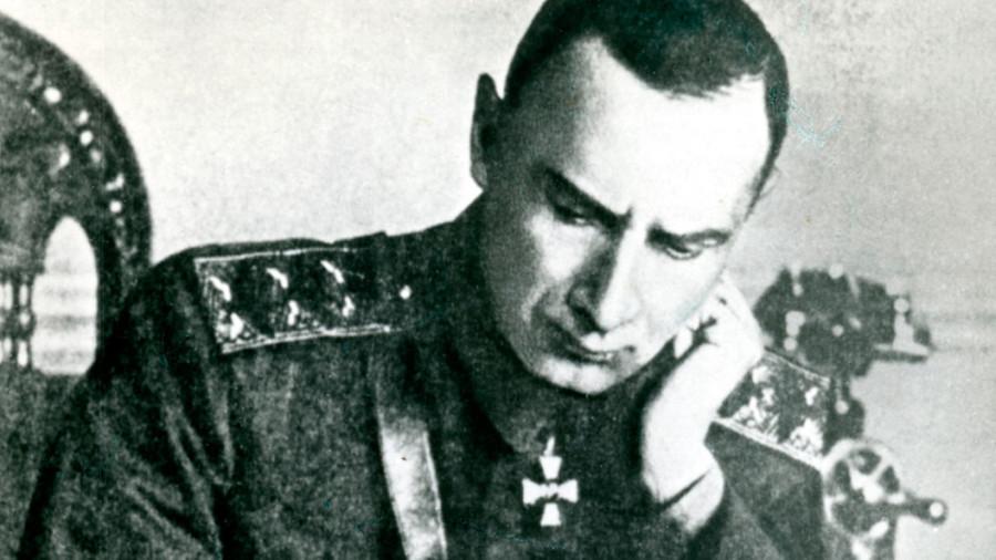 Адмирала Колчака выдал на смерть французский генерал
