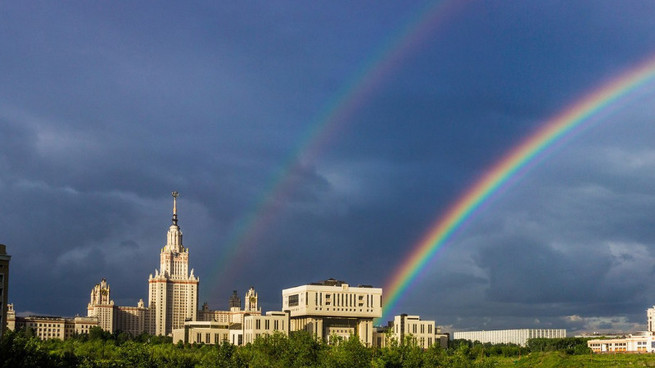 Проблема восприятия гомосексуальности в современной России
