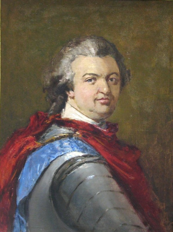 Григорий Потемкин - врачеватель церковного раскола