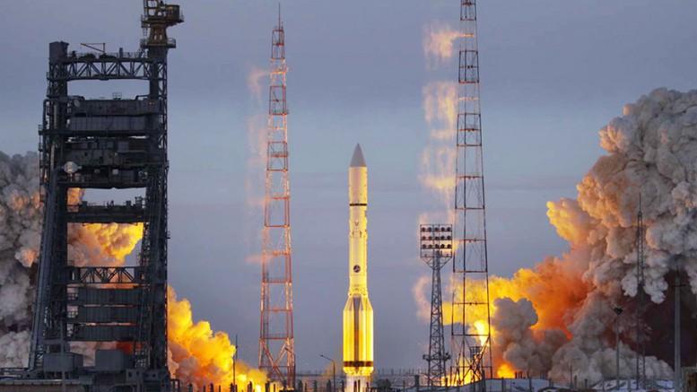 Роскосмос» покроет всю планету высокоскоростным интернетом