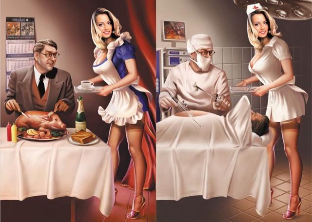 Художн ки рисуют секс фото 340-377