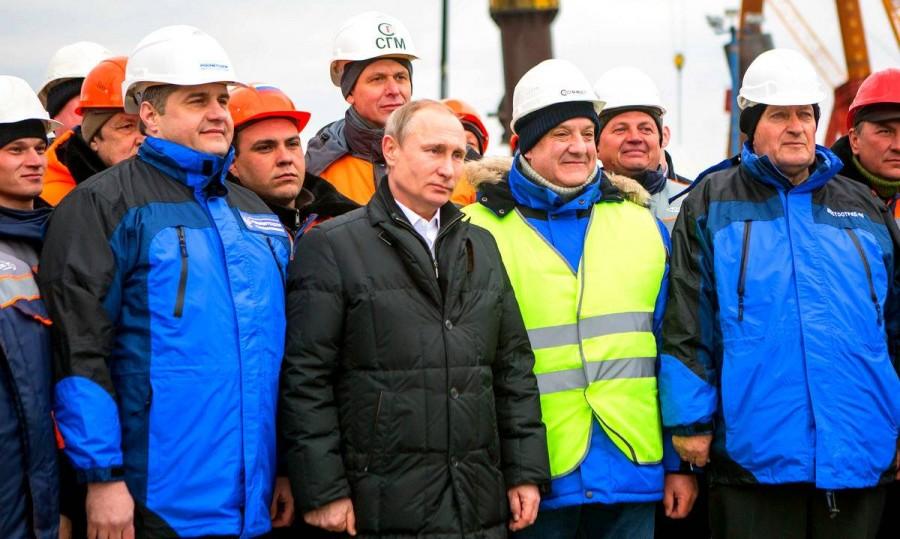 Путин готовит грандиозную стройку