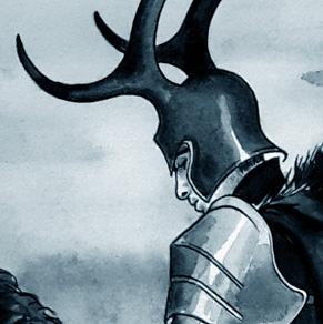 Король-олень - превью