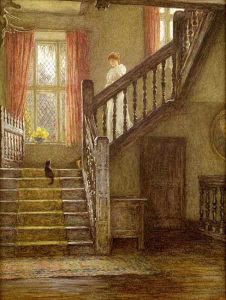 Helen-Allingham-The-Stairca_zps42728014