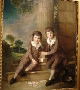 Thomas Gainsborough Master John Truman-Villebois and his brother Henry 1783