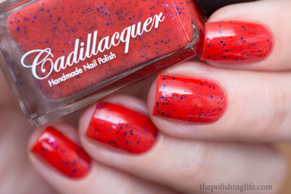 Cadillacquer Embrace The Madness swatch 2