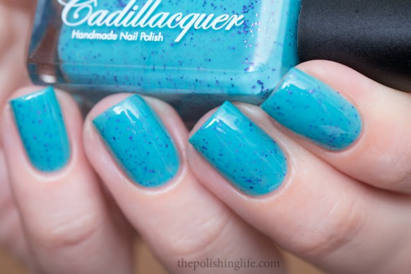 Cadillacquer Footsteps Fleeing Into Silence swatch 2