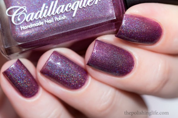 Cadillacquer Imago swatch 1