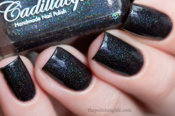 Cadillacquer Ravenstag swatch 2