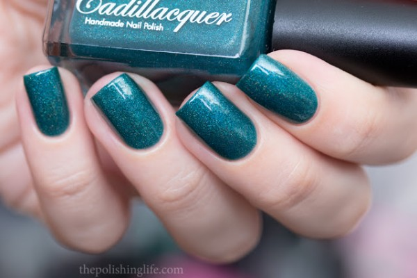 Cadillacquer This Is My Design swatch 5