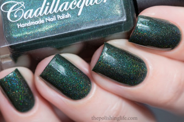 Cadillacquer Wolf Trap swatch 2