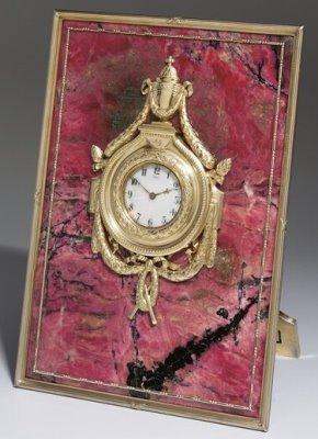Фаберже. Часы. 1908-17