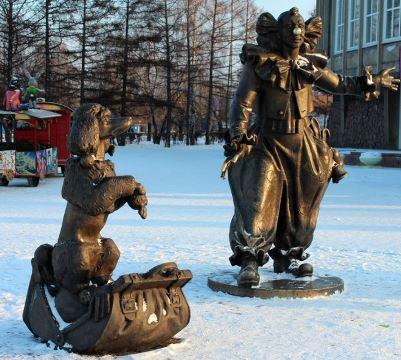 pamyatnik-klounu-krasnoyarsk