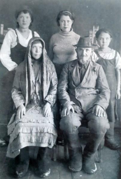 Султанша с женой и дочерьми