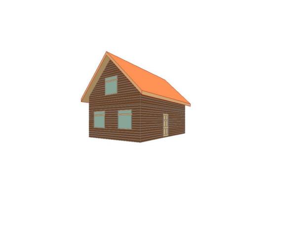 вид дома