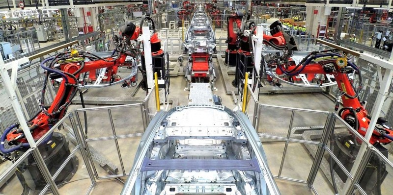Tesla и Китай
