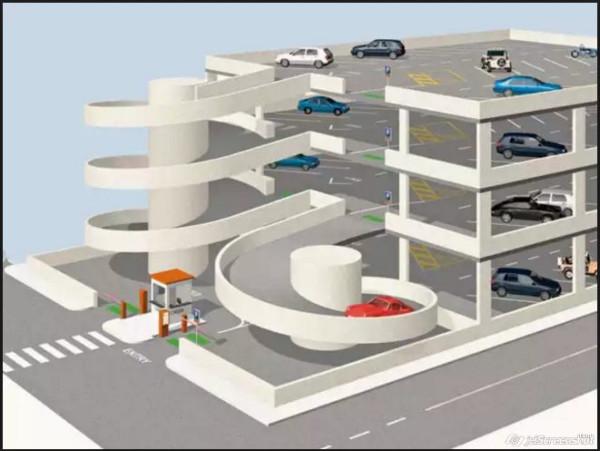 проект паркинга