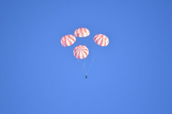 дракон парашюты Аризона