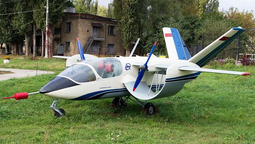 Четверг. Весёлая авиация i181-1