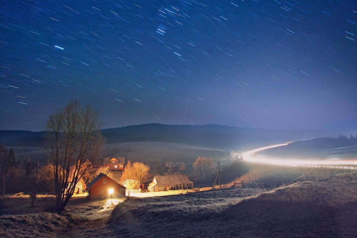 Ночные карпатские1