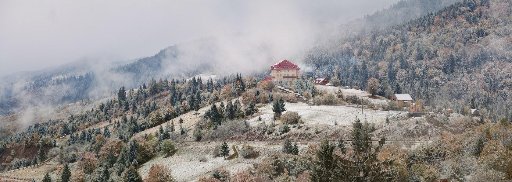 Снежный октябрь1