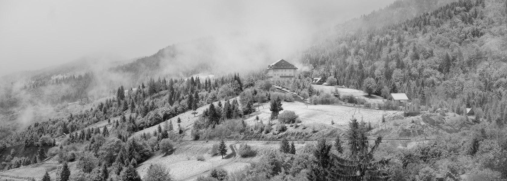 Снежный октябрь2