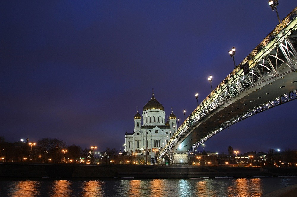 The Cathedral and the bridge