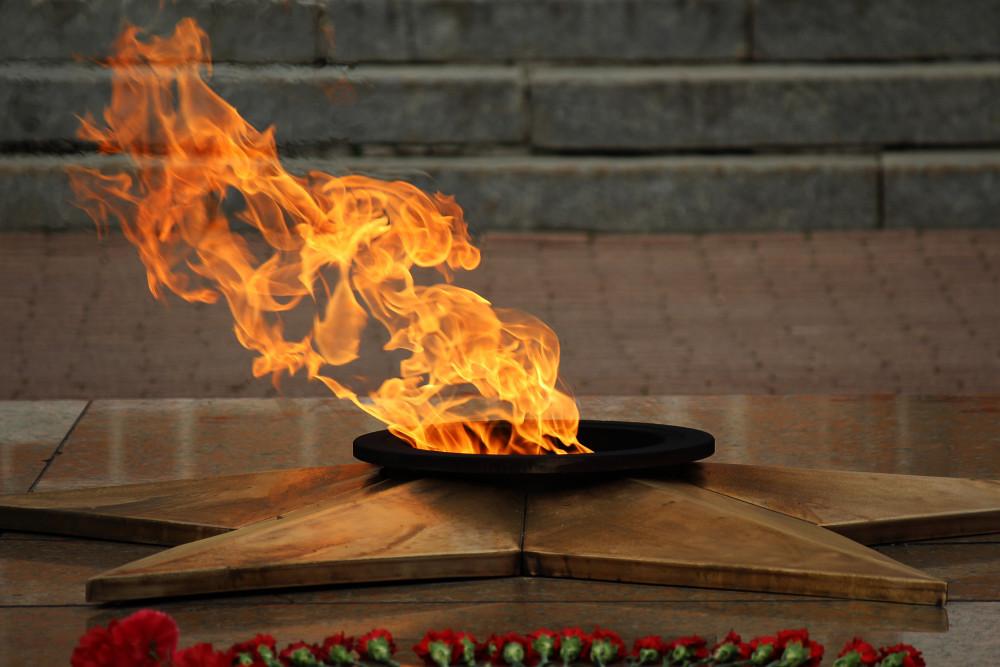 вечный огонь смоленск фото