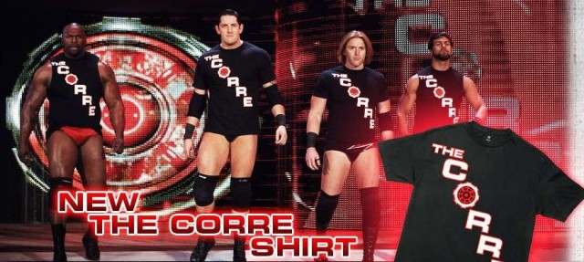 wwe corre t shirt. 【WWE The Corre Logo Authentic