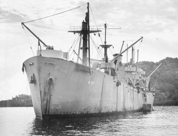 Последняя жертва Гуадалканала