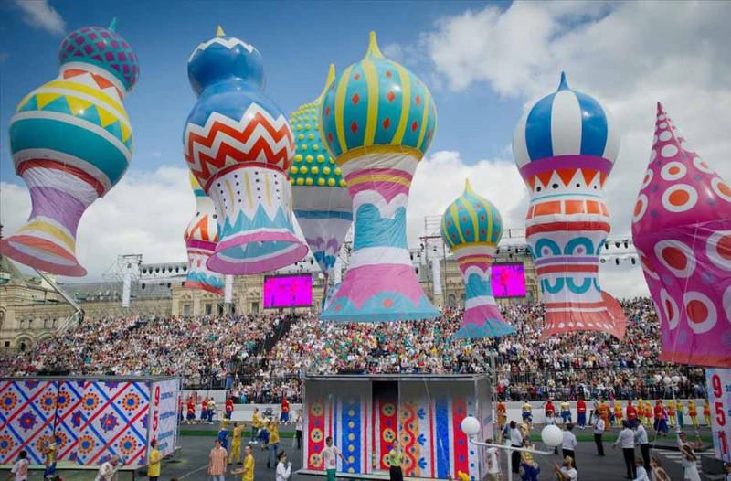 Всемирный фестиваль в москве