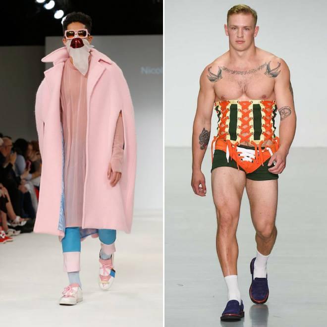Одежда для настоящих мужчин