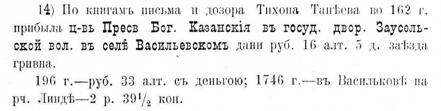 Балахнинской десятины церкви009(Васильково)